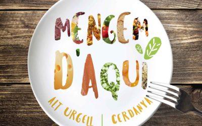 """Comença el curs escolar amb el projecte """"Mengem d'aquí"""" als menjadors escolars de l'Alt Urgell i la Cerdanya"""
