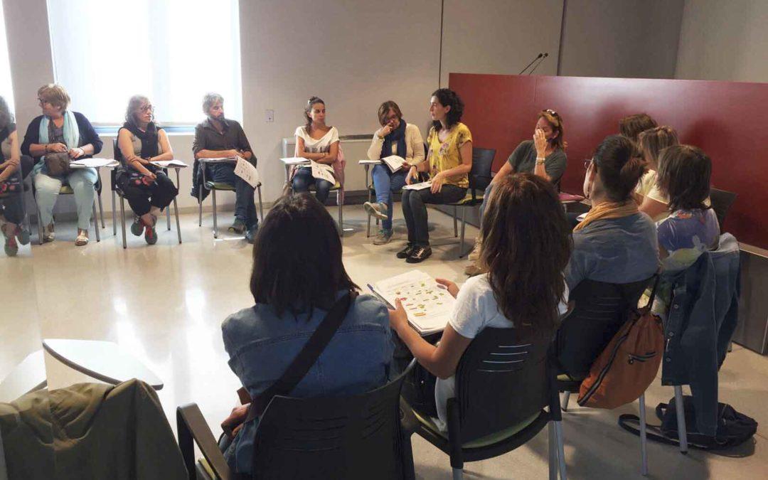 Formació de monitors de menjadors escolars Alt Urgell